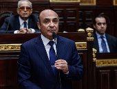 بالصور.. عمر مروان لأسامة العبد: البرلمان وافق على قرارات الإصلاح قبل اتخاذها