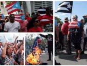 حاكم بويرتوريكو يعلن استقالته فى أغسطس بعد احتجاجات حاشدة على مدى أسابيع