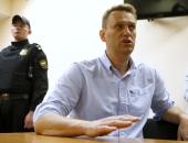 وصول المعارض الروسى أليكسى نافالنى إلى سجن لقضاء عقوبته