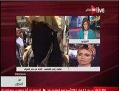 """باحثة فى علم المصريات لـ"""" ON Live"""": غزة كانت صداع للمصريين منذ عهد الفراعنة"""