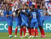 بالفيديو.. فرنسا تتقدم مبكرا على بلغاريا بهدف ماتويدى بتصفيات كأس العالم