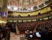 بالصور.. البرلمان الأسبانى يناقش طرح الثقة فى الحكومة بسبب فضائح فساد