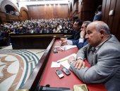 بالفيديو والصور.. عميد حقوق القاهرة الأسبق بالبرلمان: الأطلس الإسلامى يؤكد سعودية الجزيرتين