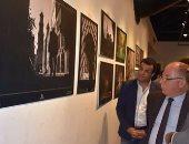 """وزير الثقافة يفتتح معرض """"الحرف والصناعات الثقافية مصر-الصين"""" بالهناجر"""
