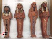 ميت و365 تمثال أوشابتى.. ماذا يفعلون داخل المقبرة الفرعونية؟
