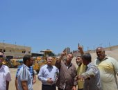بالفيديو والصور.. بدء تشغيل وحدة الرصف بكفر الشيخ بعد توقف 4 أشهر