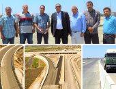 مدير الطرق بدمياط : تنفيذ عدة مشروعات كبرى وخطة رد الشىيء لأصله منتصف نوفمبر