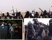 """تراجع إرهابيو """"داعش"""" إلى وادى الفرات بين سوريا والعراق"""
