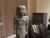 نيابة بنى سويف تحقق فى واقعة العثور على تمثال أثرى داخل منزل عامل