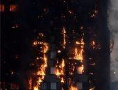 """15 سيارة و95 رجل إطفاء يشاركون فى اخماد حريق مخزن بـ""""توتنهام"""""""