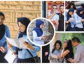 تحرير محضر غش لطالب ثانوية عامة فى إمبابة بالجيزة