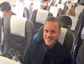 بالصور.. منتخب ألمانيا يطير إلى روسيا للمشاركة بمونديال القارات
