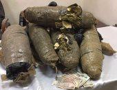 الداخلية تضبط 36 كيلو بانجو و9 كيلو حشيش و35 ألف قرص مخدر قبل العيد