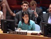 مندوبة أمريكا بالأمم المتحدة: أتوقع الإبقاء على الاتفاق النووى مع إيران