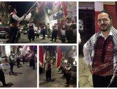 """""""باب الحارة"""" السورى فى شوارع القاهرة وصالات الأفراح"""