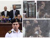 """بالصور.. ننشر كلمة رئيس جنايات القاهرة قبل إحالة 31 متهما بـ""""اغتيال النائب العام"""""""