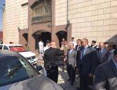 فيديو.. وزير الداخلية يوجه بحسن معاملة المواطنين والإرتقاء بالمستوى الأمنى