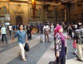 السكة الحديد تبدأ اليوم تعديل مواعيد 15 قطارا بخطوط بحرى بمناسبة شهر رمضان