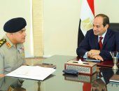 القوات المسلحة تهنئ رئيس الجمهورية بحلول عيد الفطر المبارك