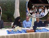 السيسى للمشاركين فى الإفطار: مابنصدقش بعض نتيجة السنين اللى فاتت
