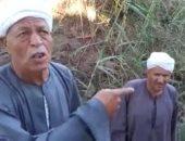 مزارعو مركز ساقلتة بسوهاج يشكون من نقص مياه رى الأراضى الزراعية