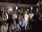 إرينى رشدى: طالبت الرئيس السيسى بزيارة بنى سويف وانتخابات نزيهة للمحليات