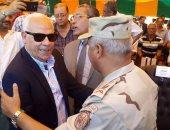 كامل الوزير يصل بورسعيد لوضع حجر أساس مدينة هيئة قناة السويس السكنية