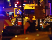 بالفيديو.. 9 إصابات فى عملية دهس نيو كاسل واعتقال منفذ العملية