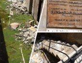 الآثار: 4 أيام لرفع المخلفات حول مسجد الصالح طلائع.. وتؤكد: سوء شبكات الصرف السبب