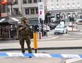 الأمن البلجيكى يخلى محطة قطارات فى مدينة نامور جنوب بروكسل