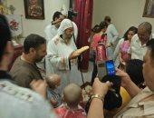 الأنبا رافائيل يترأس اليوم احتفالية عيد دخول المسيح مصر بكنائس زويلة