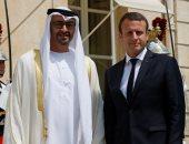 ولى عهد أبو ظبى: التردد الدولى فى مواجهة الإرهاب يزيد من إراقة الدماء