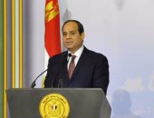 السيسي فى احتفالية ليلة القدر: أمن مصر القومى خط أحمر لا تهاون فيه