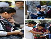 صوروا امتحان الإنجليزي بالموبايل.. تحرير 3 محاضر غش لطلاب ثانوية بالقليوبية