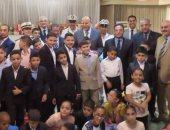 """""""الداخلية"""" تنظم حفل إفطار للأطفال ذوى الاحتياجات الخاصة باتحاد الشرطة"""