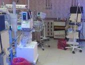 بالصور.. أجهزة طبية لوحدة رعاية حديثى الولادة بكفر الشيخ