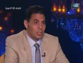 """سعيد حساسين: """"نادم على امتلاكى قناة العاصمة ومستعد للبيع من الصبح بأى مبلغ"""""""