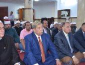 محافظ الإسماعيلية يشهد الاحتفال بليلة القدر بمسجد الإذاعة والتليفزيون