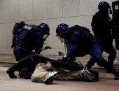 بالصور.. تدريبات مكثفة للشرطة اليابانية على مكافحة الإرهاب
