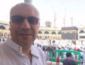 """الليثى يؤدى مناسك العمرة فور الانتهاء من تسجيل برنامج """"رمضان الخير"""""""