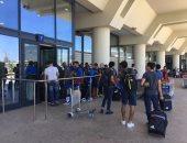 نتيجة مباراة الزمالك تسيطر على البعثة البيضاء فى مطار الجزائر