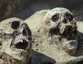 بالصور...اكتشاف هياكل عظمية عمرها 150 عاما فى مقبرة ببولندا