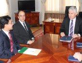 سفيرا مصر والسعودية يؤكدان لمسئول بالرئاسة البوسنية دعم قطر للإرهاب