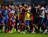 رسمياً.. الاتحاد الصينى يوقف أوسكار 8 مباريات بسبب سلوك غير رياضي