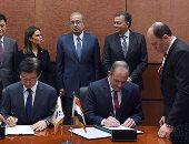 بالصور.. رئيس الوزراء يشهد توقيع منحة بـ6 ملايين دولار لإنشاء كلية كورية ببنى سويف
