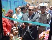 بالصور ..محافظ سوهاج يفتتح وحدة الغسيل الكلوى بمستشفى العسيرات