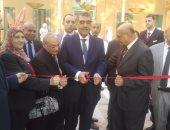 بالصور.. وزير قطاع الأعمال يفتتح تجديدات فندق ماريوت بتكلفة 150 مليون جنيه