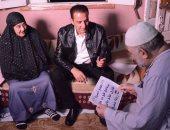"""طارق علام يتدخل بـ""""هو ده"""" لإنقاذ مجمعين مدارس فى الأقصر"""