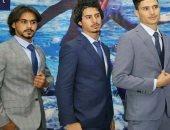 بالفيديو.. جدل حول أول عرض أزياء رجالى يمنى بأحد المجمعات التجارية فى صنعاء