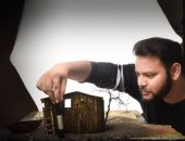 """الحلم ممكن يبقى حقيقة..مصور هندى يحول أحلامه لتصميمات """"3D"""""""